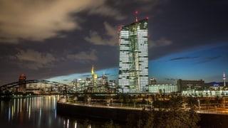 EZB verschiebt Zinserhöhung