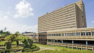 Asylbewerber ziehen später unter dem Spital Baden ein als geplant