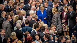 Deutscher Bundestag beschliesst «Ehe für alle»