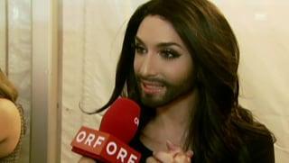 Conchita Wurst: «Ich mache diesen Auftritt nur für mich»