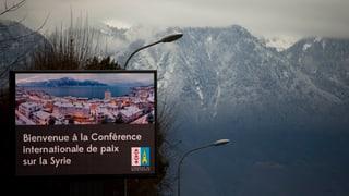 Sitzt in Montreux die falsche Opposition am Tisch?
