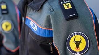Urner Regierung ordnet externe Untersuchung bei Polizei an