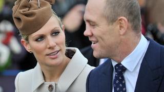 Kindersegen im britischen Königshaus: Zara Phillips ist schwanger