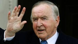 Irischer Friedensstifter Albert Reynolds ist tot
