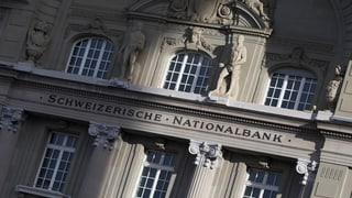Malgrà critica na mida la banca naziunala betg ses maini