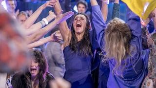 Die Ukraine gewinnt den Eurovision Song Contest 2016