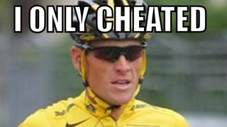 Spott und Häme ergiessen sich über Armstrong