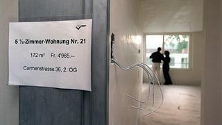 «Die Mieter in der Schweiz wehren sich nicht»
