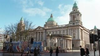 Belfast beneventa la naziunala svizra