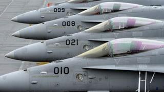 Schweizer F/A-18 dürfen noch fast 2000 Flugstunden machen