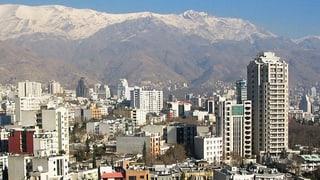 Iran will eine neue Identität aufbauen – ein Berner hilft dabei