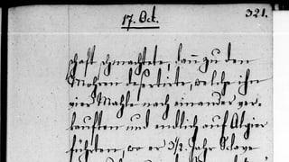 Lohnende Hilfswissenschaft: Das Transkribieren alter Schriften