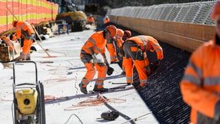 Bundesrat macht Geld für den Bahnausbau locker