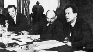 Ein Schweizer kämpft neben Lenin für eine Weltrevolution