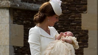 Charlotte Elizabeth Diana: Die Mini-Prinzessin ist getauft
