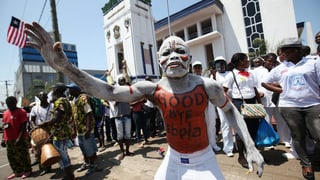 Die Disziplin hat Ebola in Liberia besiegt