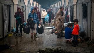 «Hotspots der EU scheinen nicht zu funktionieren»