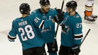 Meiers Sharks im Viertelfinal – Nashville kurz davor