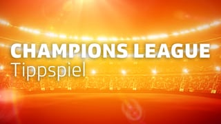 Tippspiel zur UEFA Champions League