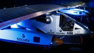 Einmal Sonne volltanken: Mit «Solar Impulse 2» um die Welt