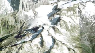 Berner Gletscher gibt nach 40 Jahren Leiche frei
