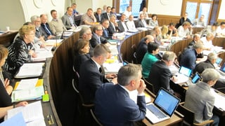 Kantonsrat debattiert über das «Jahrhundertprojekt» Pensionskasse