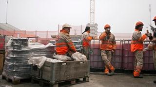 Arbeitslosenquote in der Region steigt leicht an