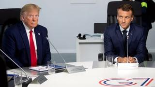 Ist Rohani überhaupt der richtige Ansprechpartner für Trump?