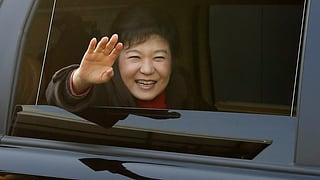Südkorea hat eine Präsidentin