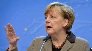 Entschärft Merkels Anruf bei Putin die Krim-Krise?