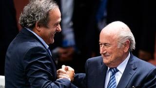«Blatter könnte mehrere Personen in den Abgrund mitreissen»