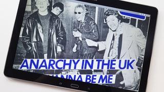 London feiert 40 Jahre Punk: Ein bisschen Anarchie im Netz