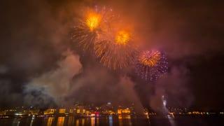 75'000 Besucher am Luzerner Fest