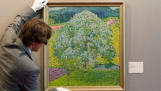 Ostschweizer Kunstauktion ein Erfolg
