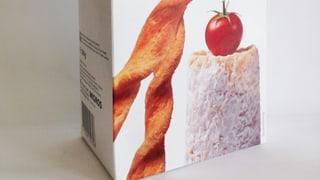 Ziegenkäse-«Sélection»-Gebäck mit nur 0,1 Prozent Käsepulver  (Artikel enthält Bildergalerie)