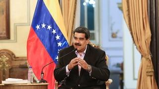 Maduro schliesst Präsidentschaftswahlen aus