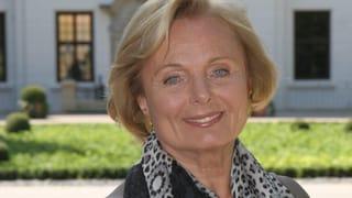 Ruth Maria Kubitschek wird jetzt offiziell Schweizerin