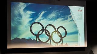 Strusch ina schanza per gieus olimpics a Sion