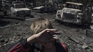 Die Ostukraine steht kurz vor einer Waffenruhe