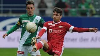 Effizienter FCZ stoppt St. Gallens Lauf