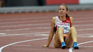 800-m-Läuferin Büchel scheitert im Halbfinal