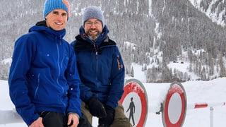 Video ««Winter Wunderland»: Goms (2/3)» abspielen