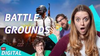 Battlegrounds: Der Kampf ums Überleben!