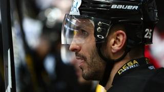 Maxim Lapierre verlässt Lugano