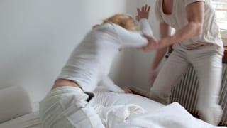 Häusliche Gewalt: Basler Polizei muss täglich ausrücken