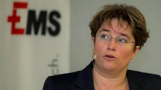 Neue Anklage im Fall EMS-Chemie