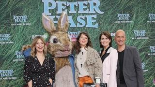 Il film «Peter Hase» dultschescha la Pasca