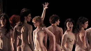 Wetterglück und nackte Haut am Theaterspektakel