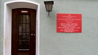 Razzia in Basler Moschee – zwei Personen festgenommen