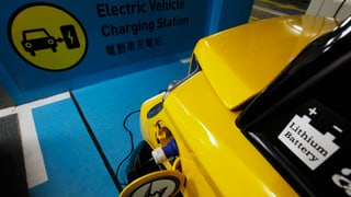 Elektrofahrzeuge kommen nur langsam ins Rollen